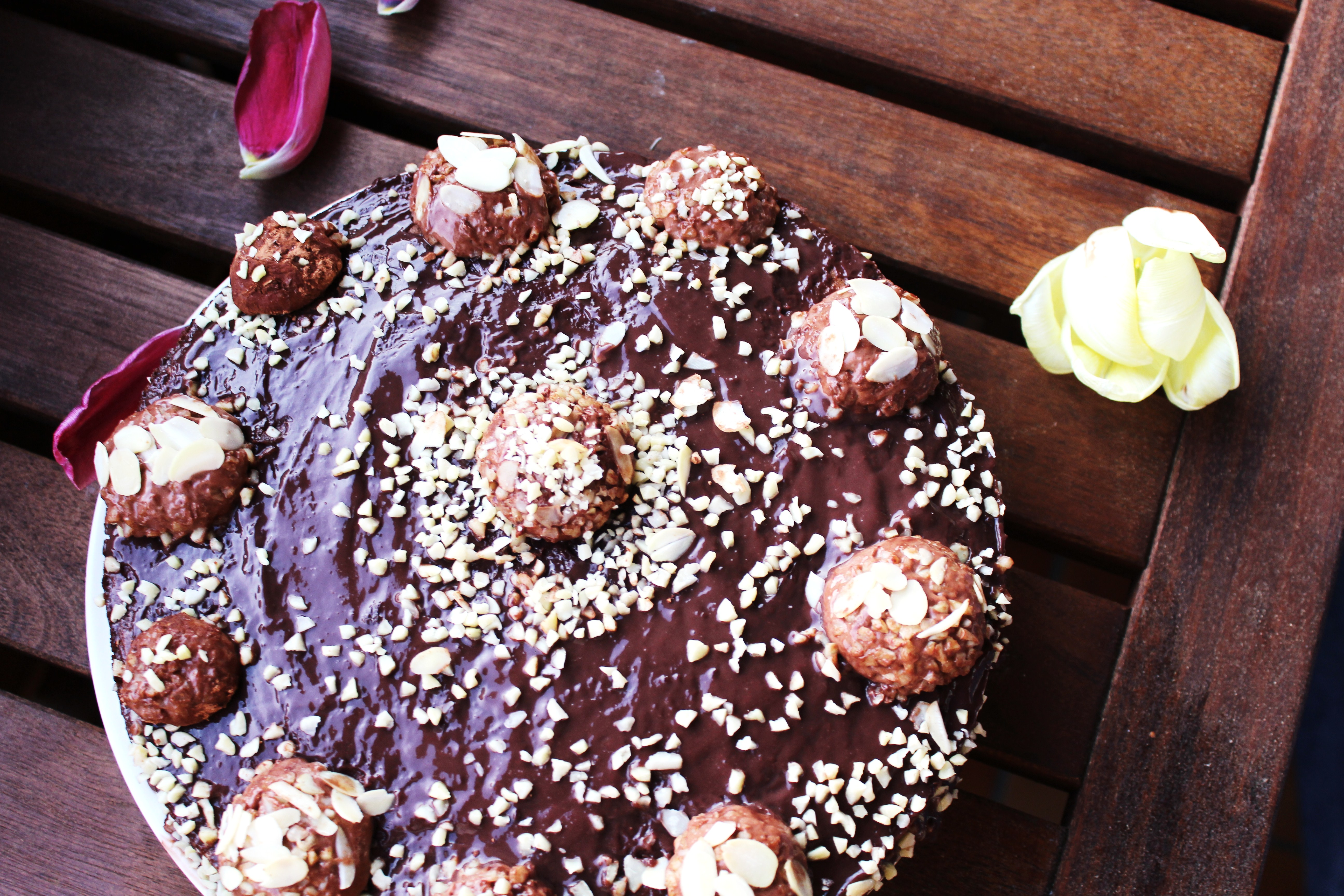 Cleane Low Carb Rocher Torte Miris Fitness Lifestyle