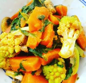 Kokos-Nuss-Curry