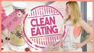 Clean Eating Konzept - gesunde Ernährungsweise