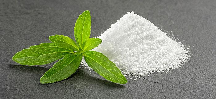Stevia ruft ebenso Heißhunger hervor. Foto: Zerbor | Photos.com